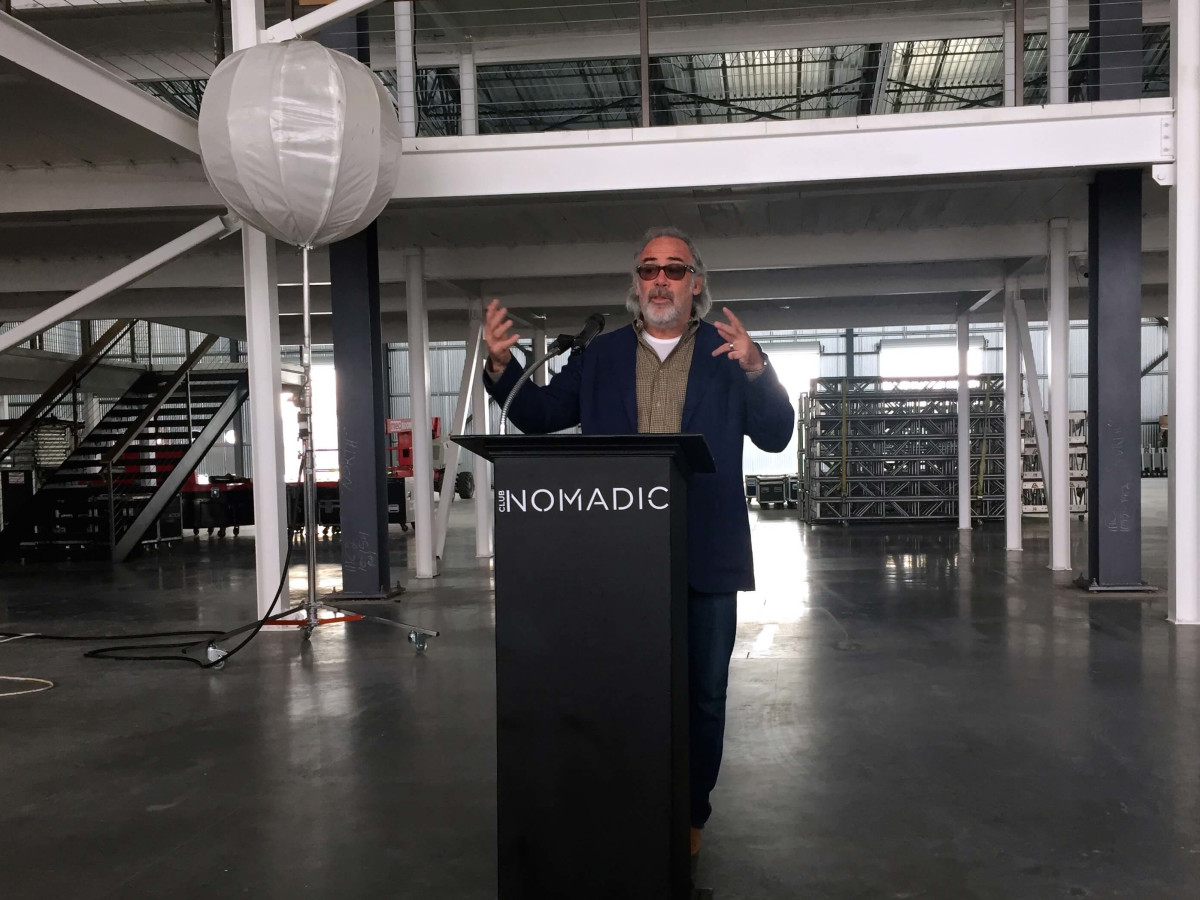 Houston, Club Nomadic nightclub Super Bowl LI, Club nomadic president Jack Murphy