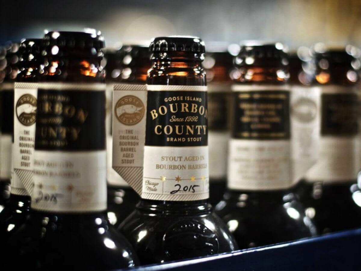 Henry's Majestic presents Goose Island Bourbon County Stout Tasting