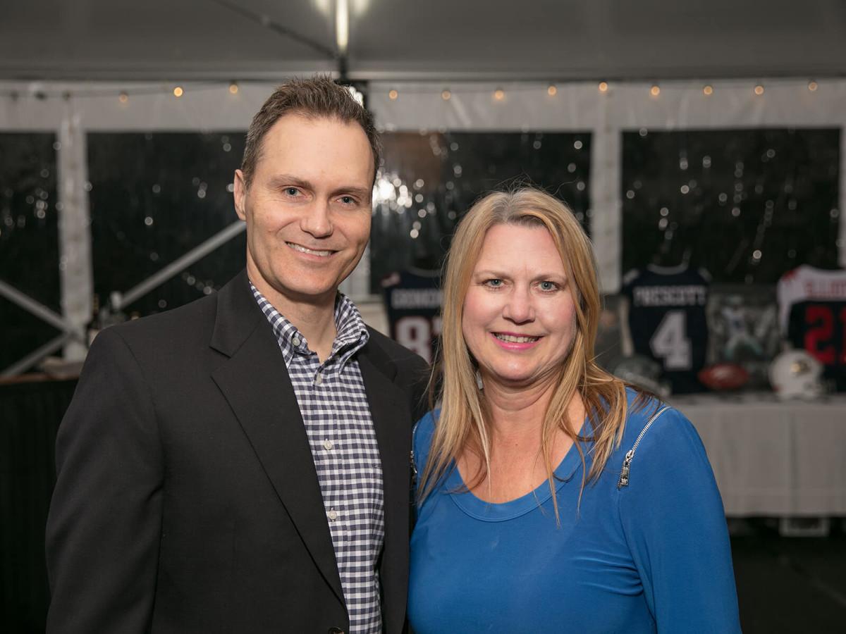 Big Game Party Steve Renwick, Beth Deruelle