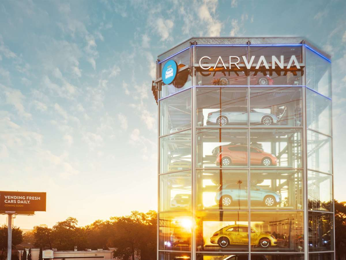 Carvana Houston store