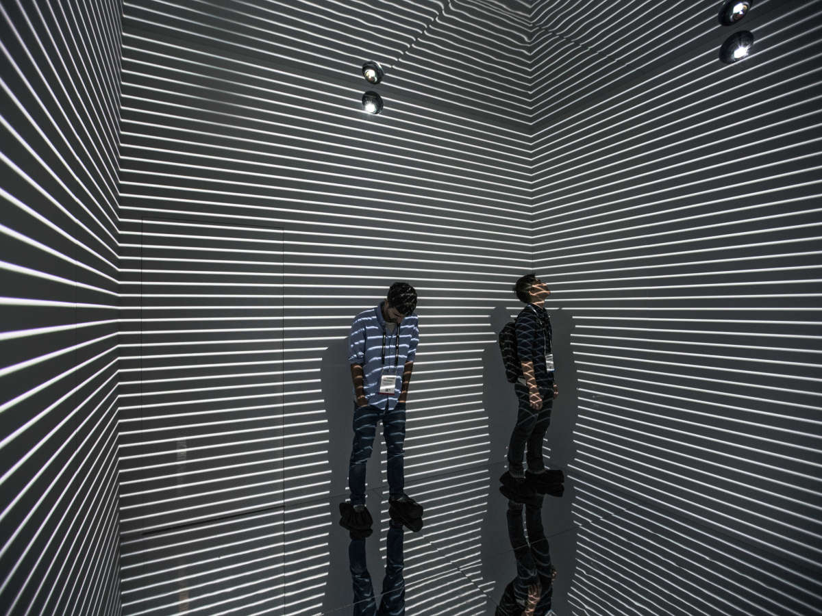 SXSW Art Program 2017 Infinity Room by Refik Anadol