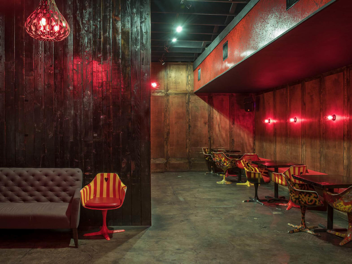 Vinyl bar Austin