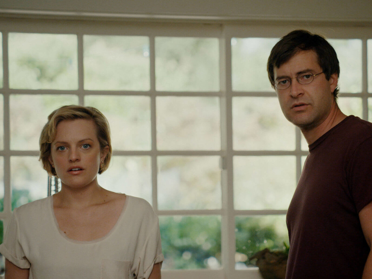 Elisabeth Moss and Mark Duplass in The One I Love