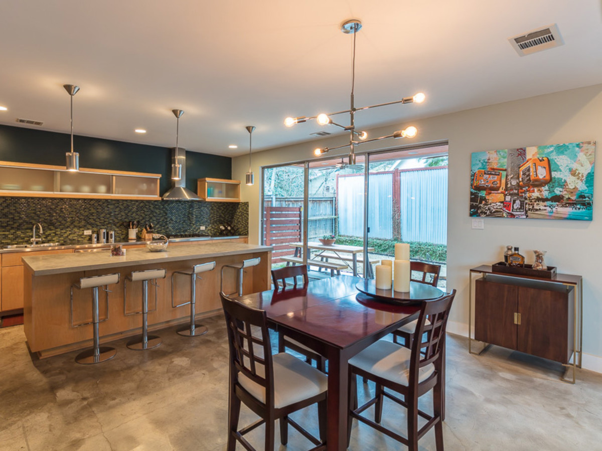 Austin Modern Home Tour 2017 1103 W Monroe St South Austin house Goodlife Luxury