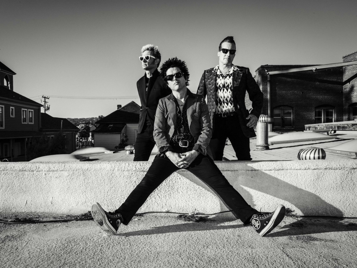 Green Day, Fall Out Boy and Weezer announce Dublin gig