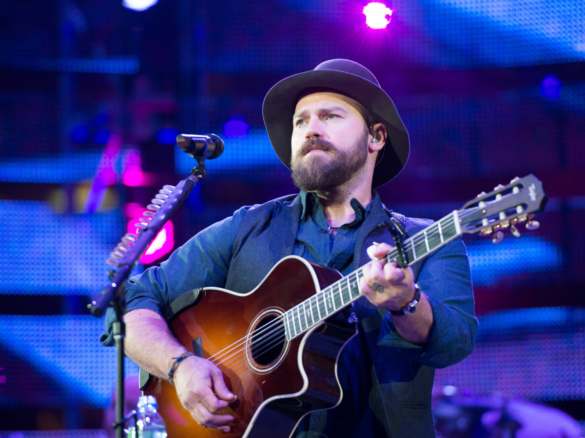 Zac Brown Band light