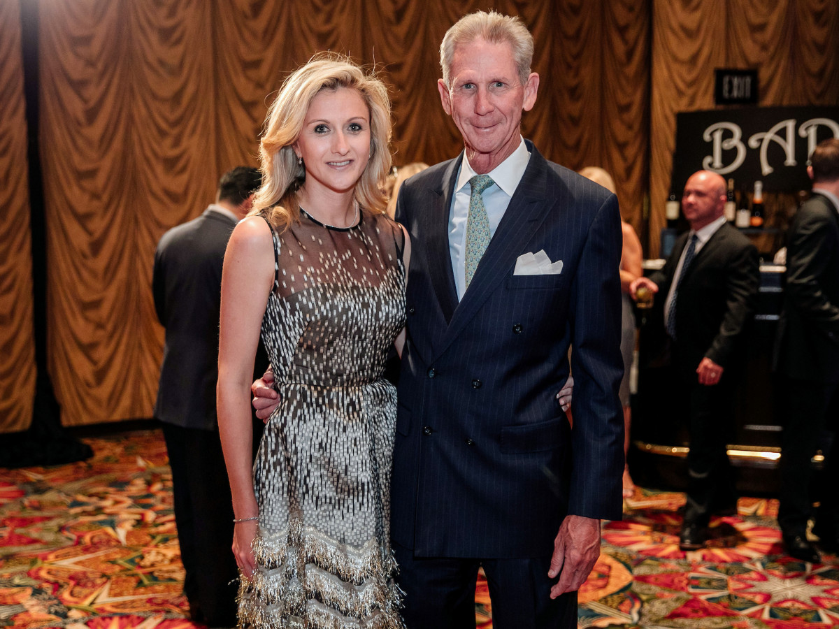 Houston, Space Center Houston Galaxy Gala, April 2017, Veronica Liskova, John Poindexter