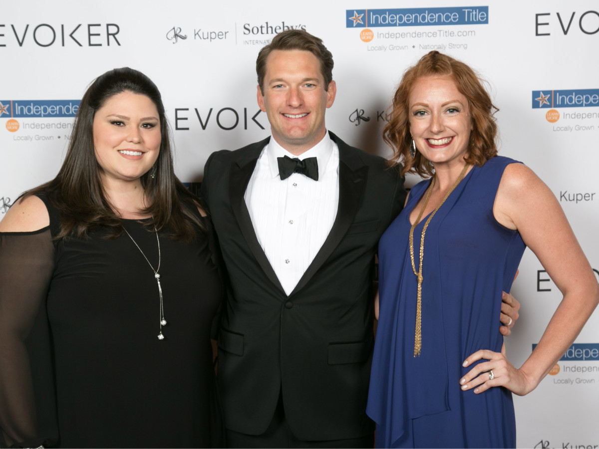 Kuper Sotheby's Evoker launch party Austin