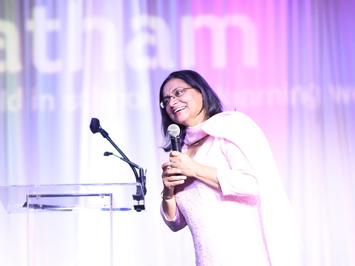 Pratham Gala, Rukmini Banerji, Pratham CEO