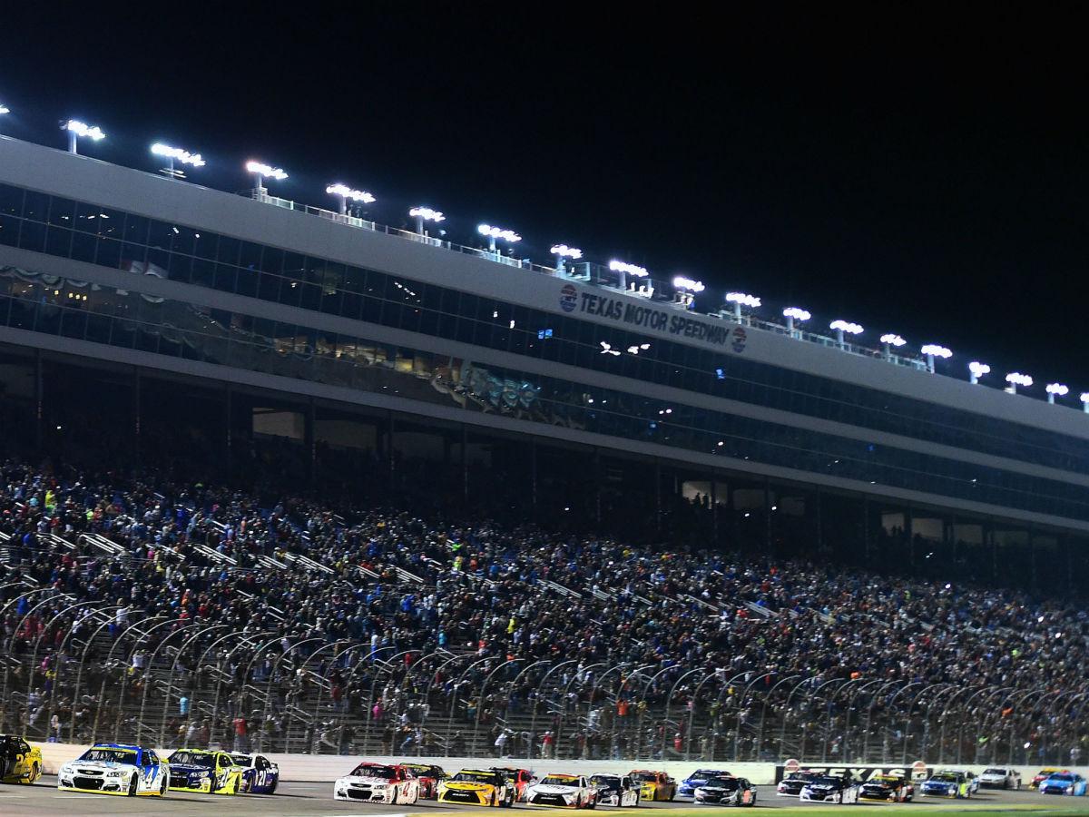 NASCAR at Texas Motor Speedway