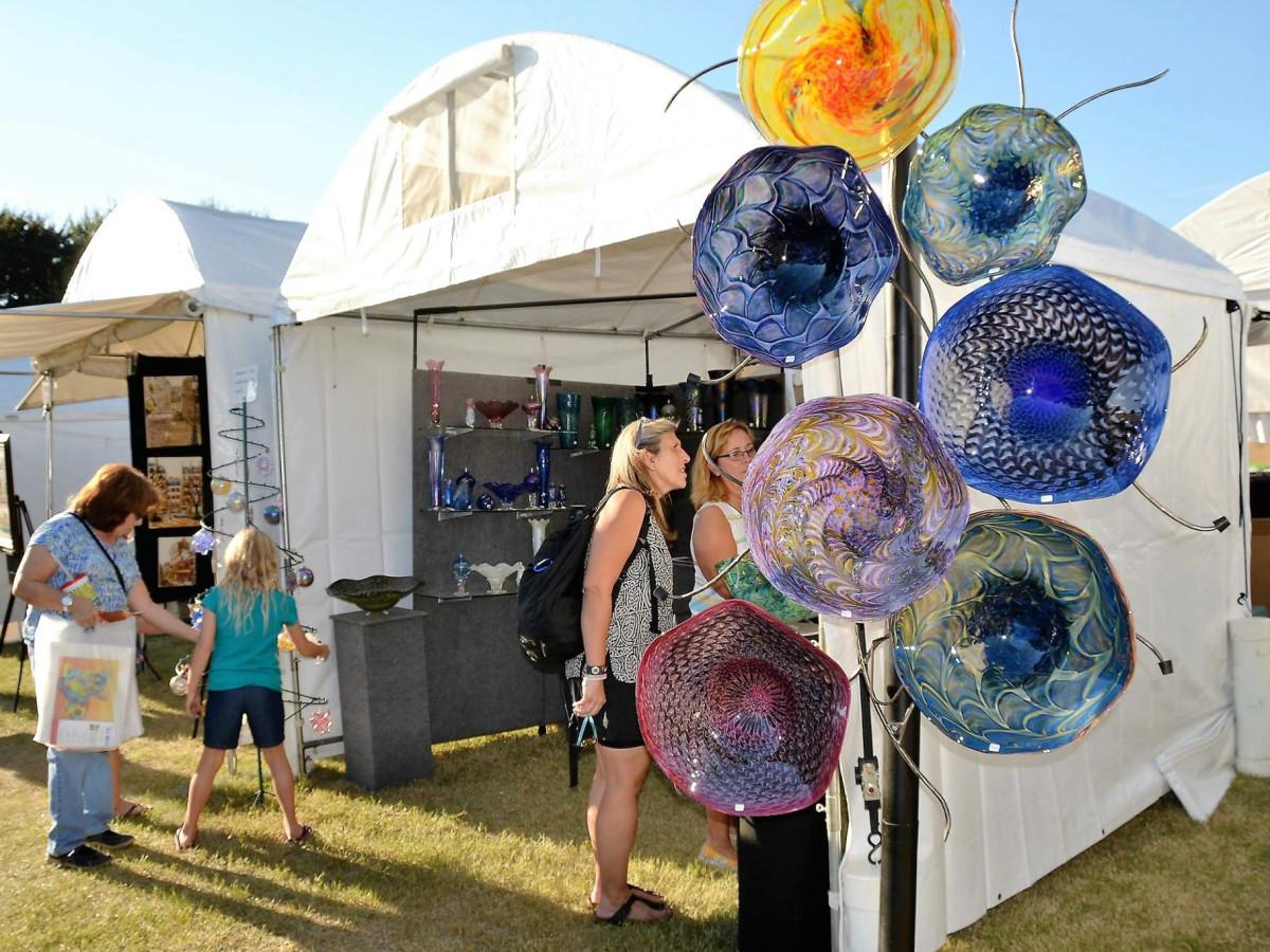 Cottonwood Art Festival 2016