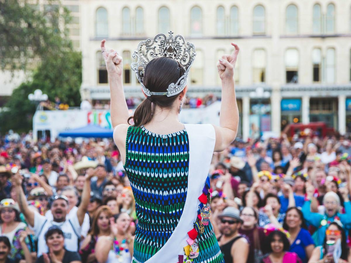 Miss Fiesta 2016 Fiesta San Antonio
