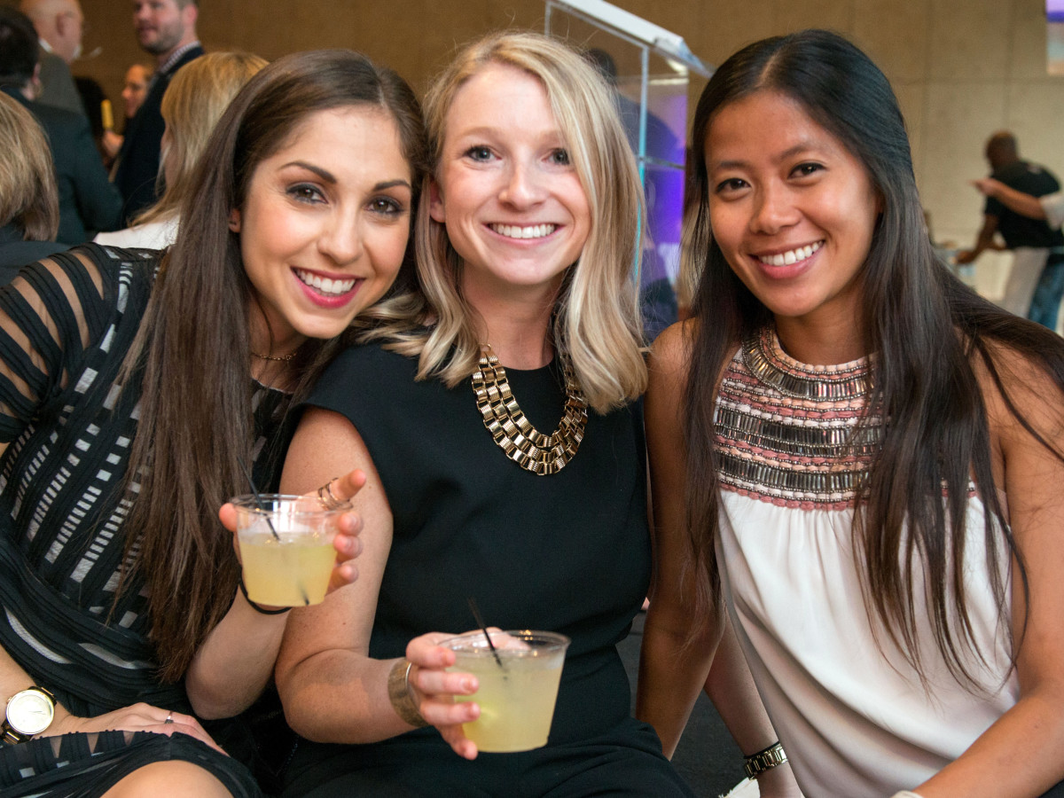 Houston, CultureMap Tastemakers, April 2017, Dena Furman, Amanda Cotoer, Taylor Otte