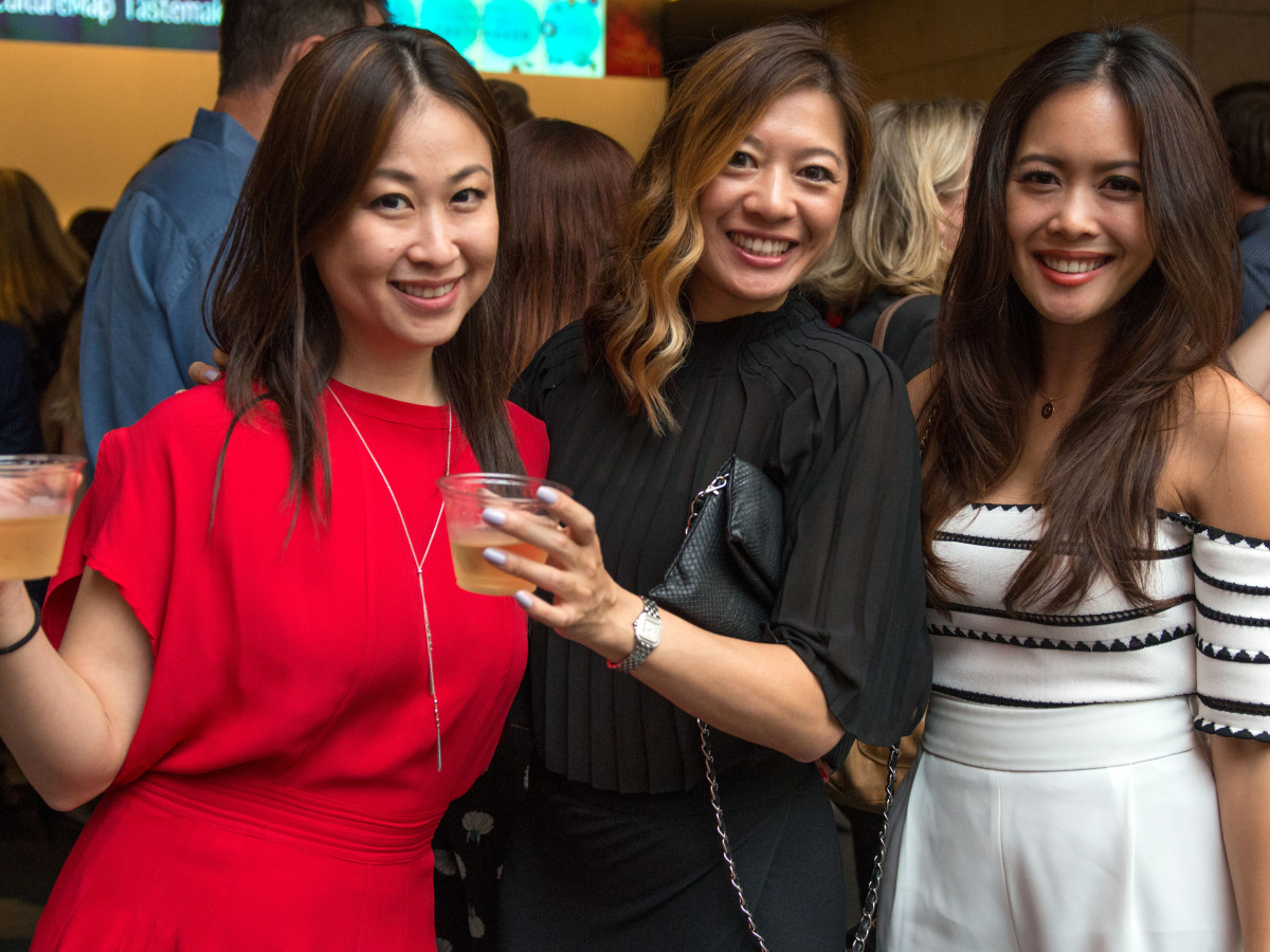 Houston, CultureMap Tastemakers, April 2017, Janie Yao, Christine Ho, Christine Nguyen