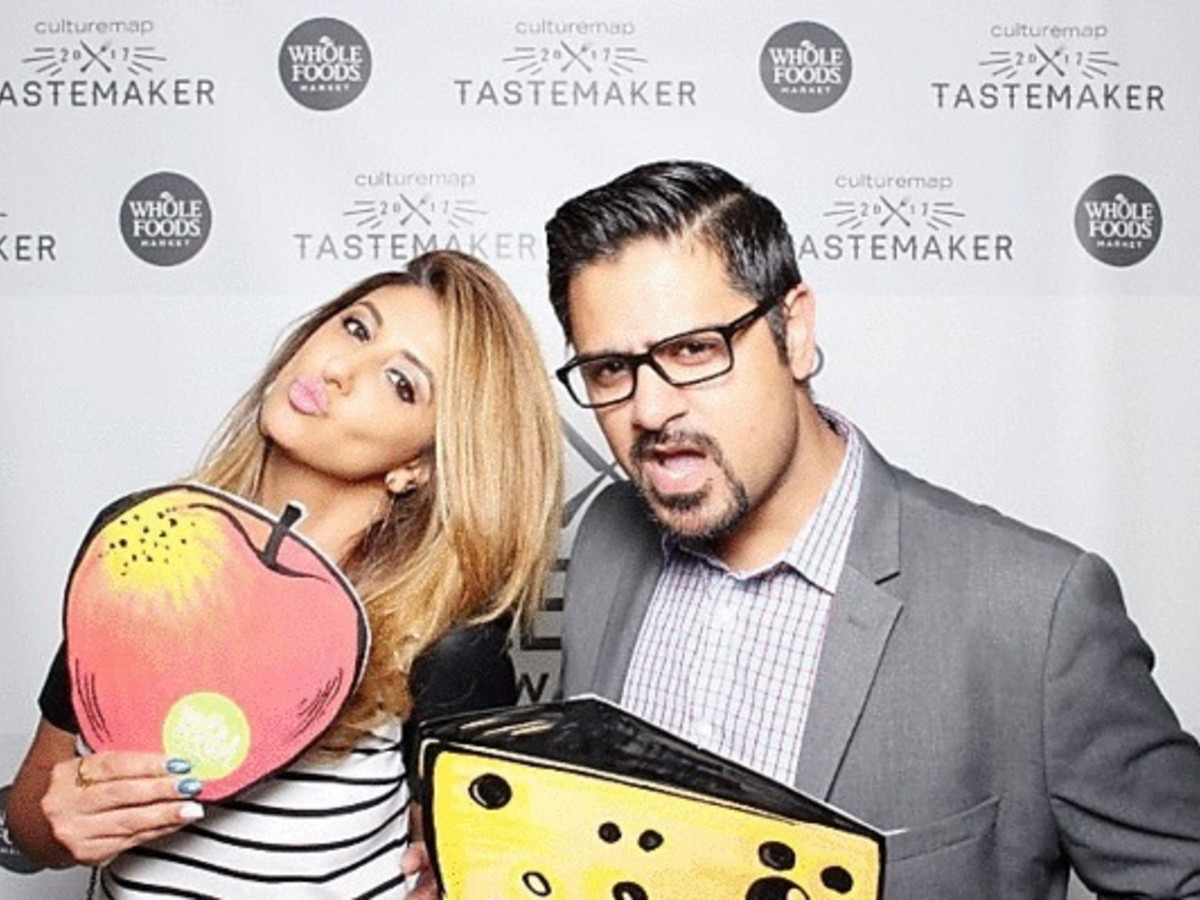 Houston, CultureMap Tastemakers, April 2017, smilebooth