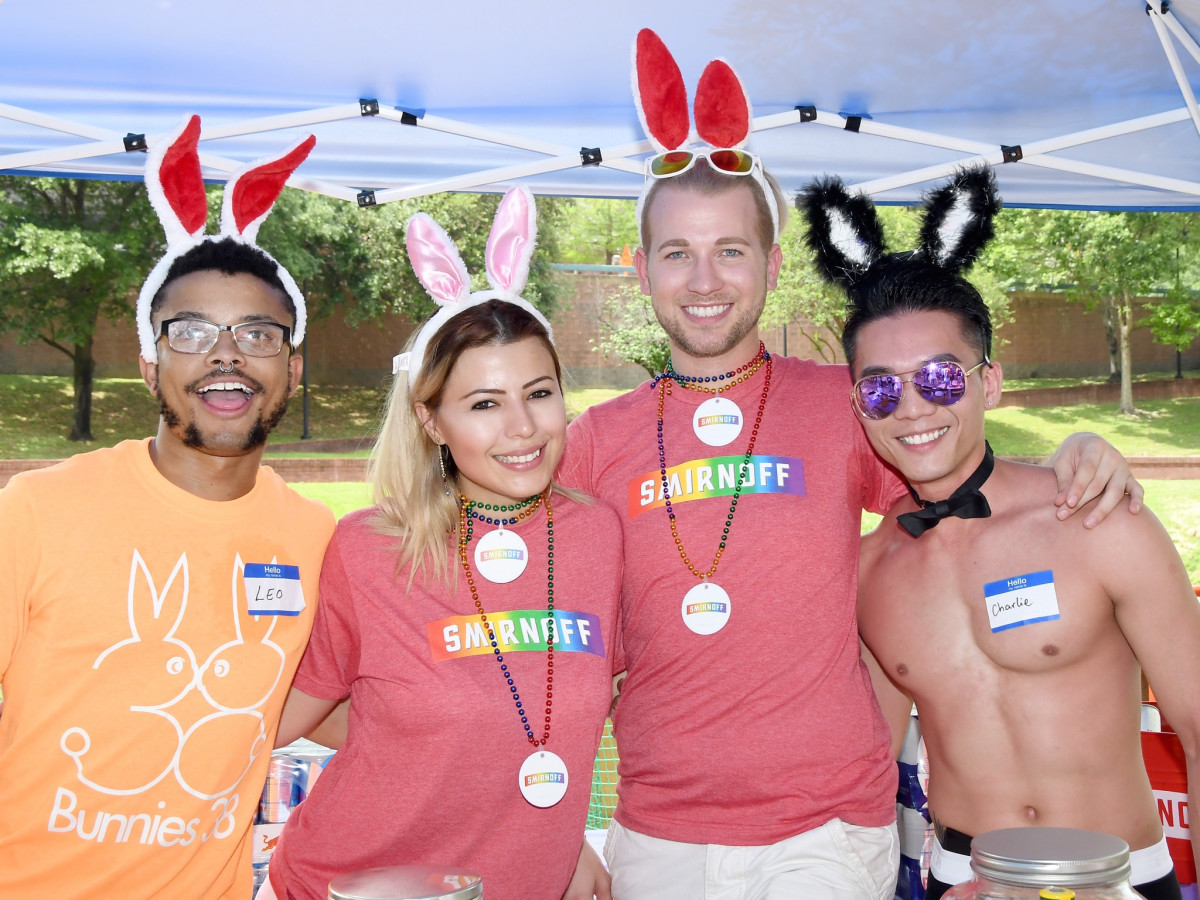 Bunnies on the Bayou 2017