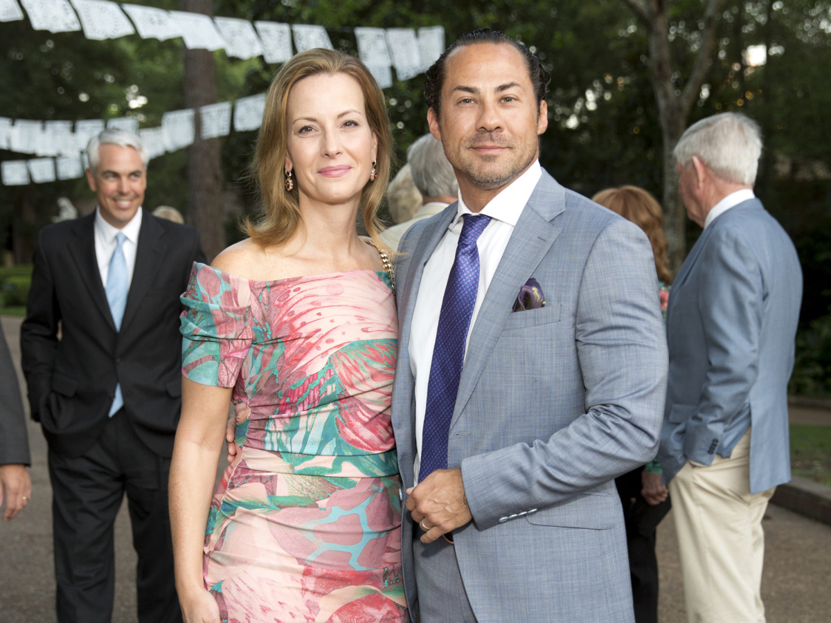 Houston, Rienzi Spring Party, April 2017, Catherine Ozdogan, Cenk Ozdogan