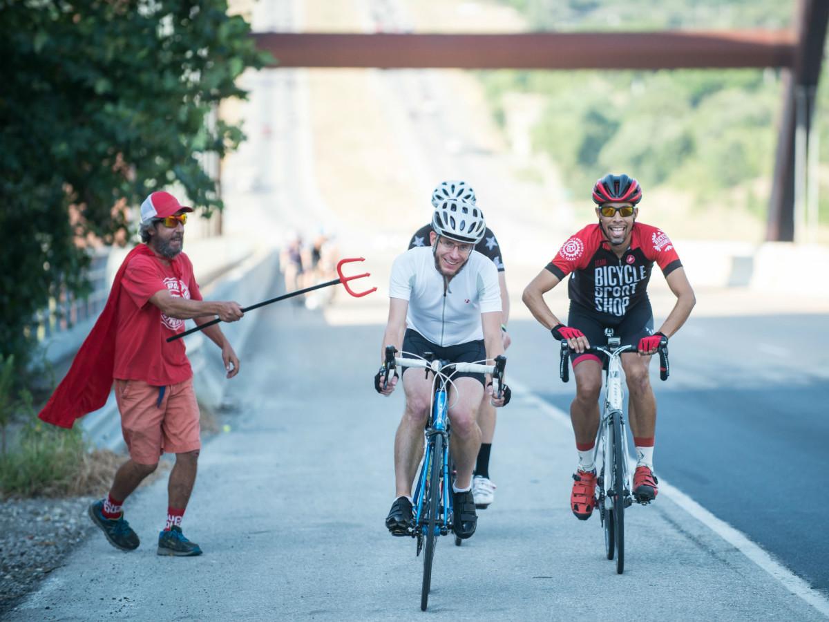 Bicycle Sport Shop presents El Diablo Poker Dash & Bash
