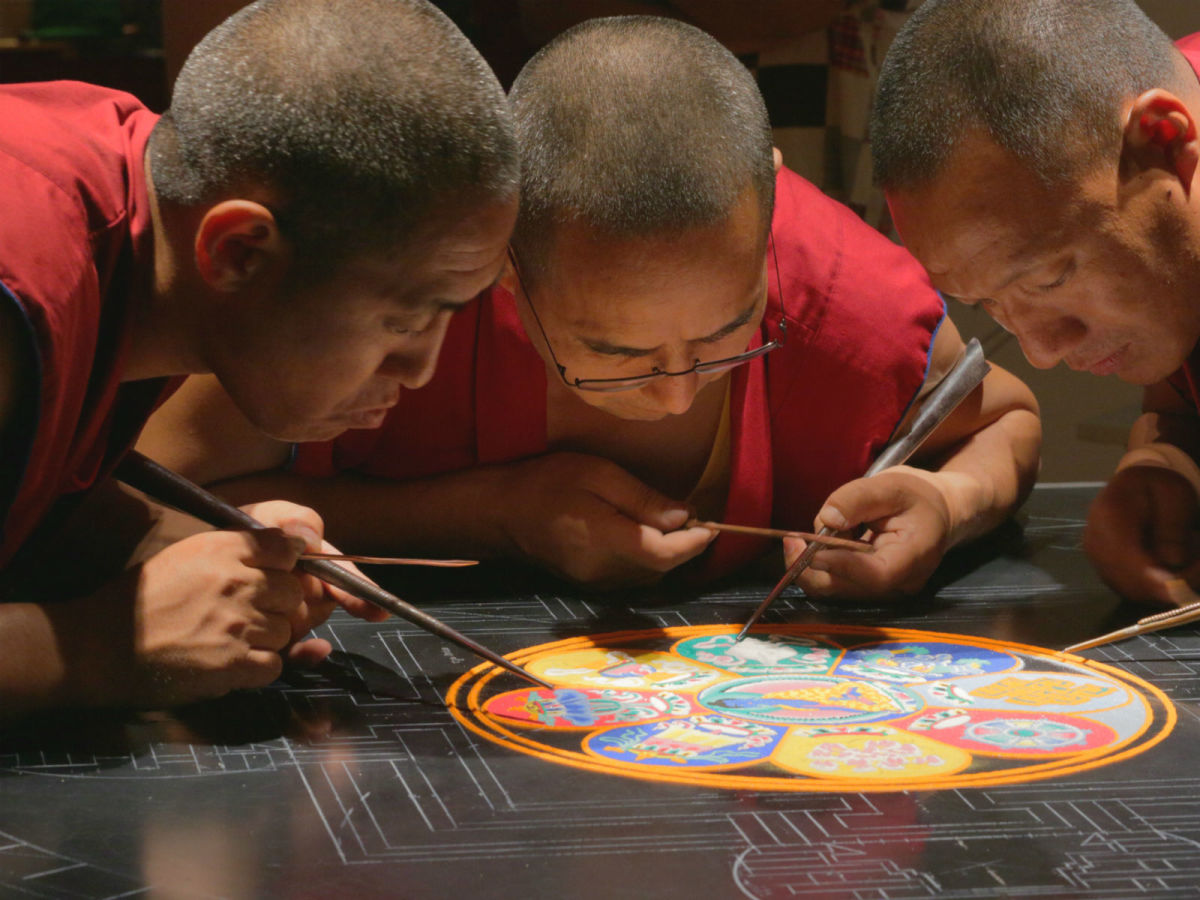 Asia Society Texas Center presents The Mystical Arts of Tibet