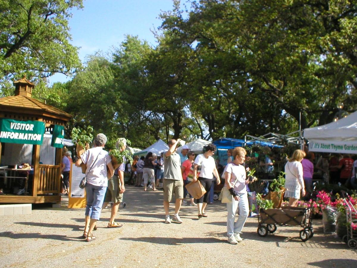 Austin Area Garden Council presents 59th Annual Zilker Garden Festival