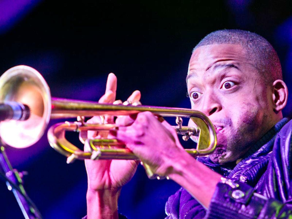 Klyde Warren Park, Trombone Shorty