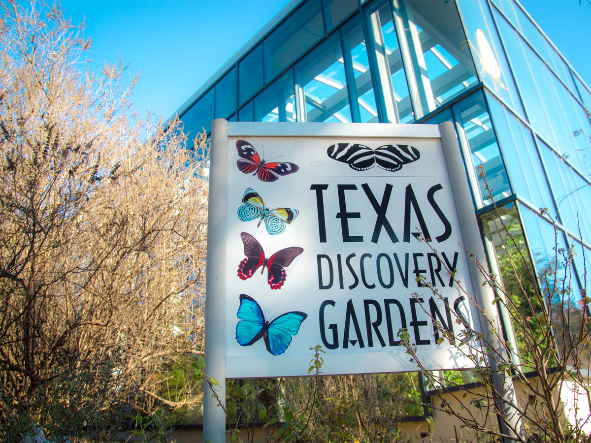 Photo of Texas Discovery Gardens Exterior