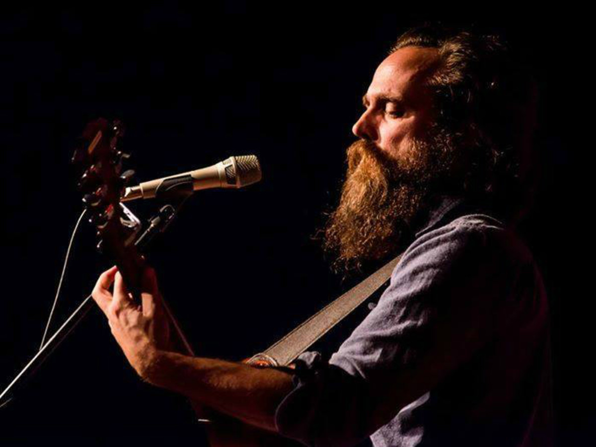 Iron & Wine Sam Bean Paramount Theatre