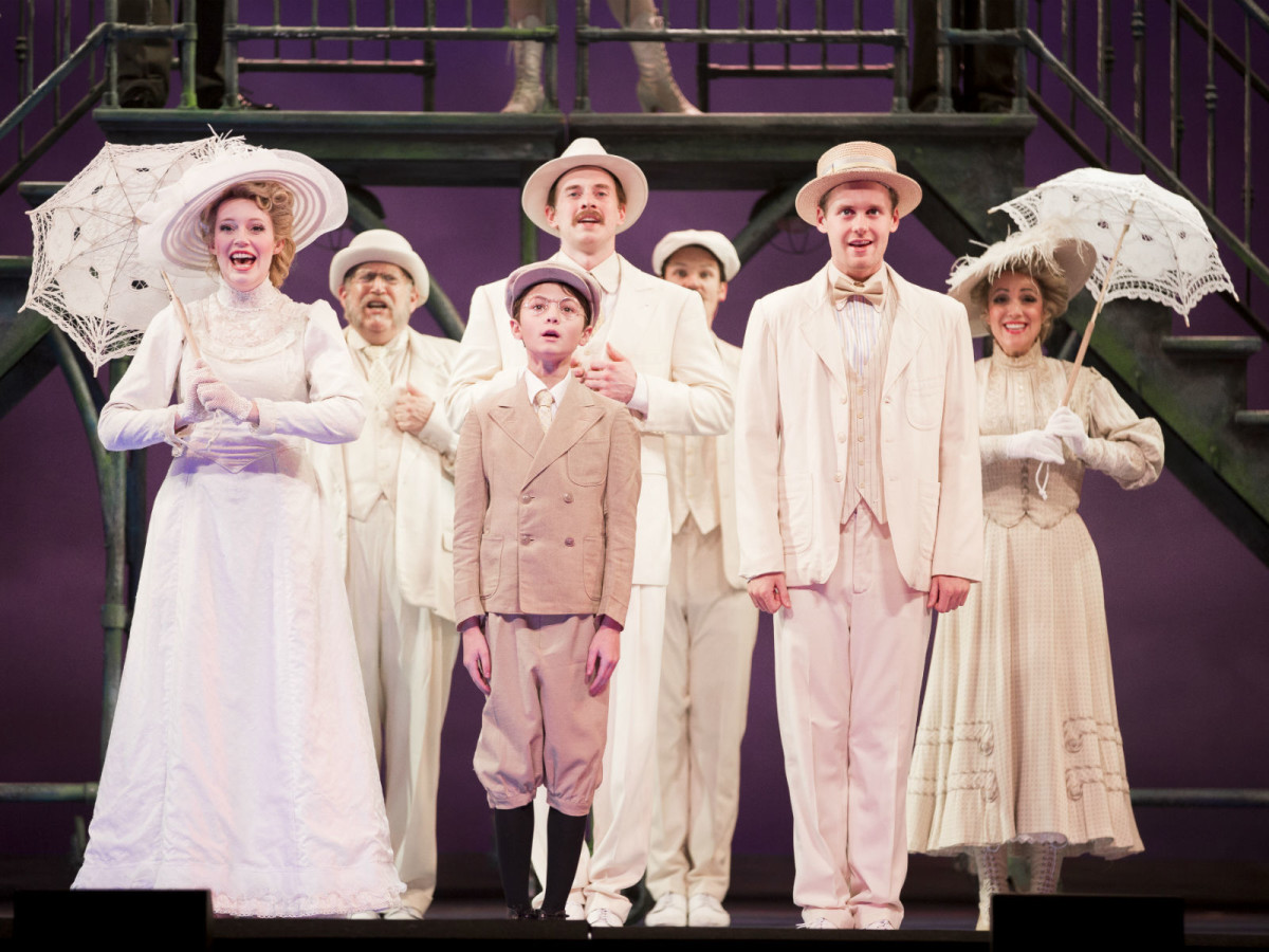 Dallas Summer Musicals presents Ragtime