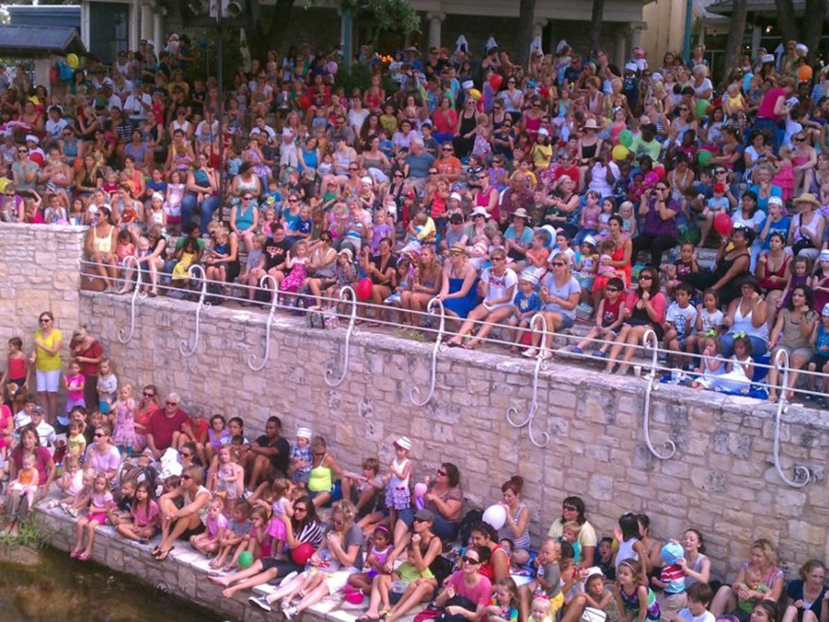 Childrens day Austin Symphony