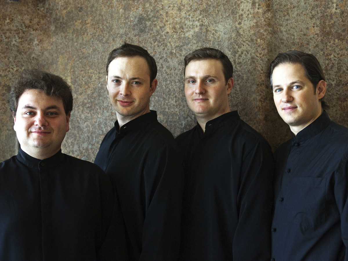 News_Da Camera_2012-2013 season_Jerusalem String Quartet