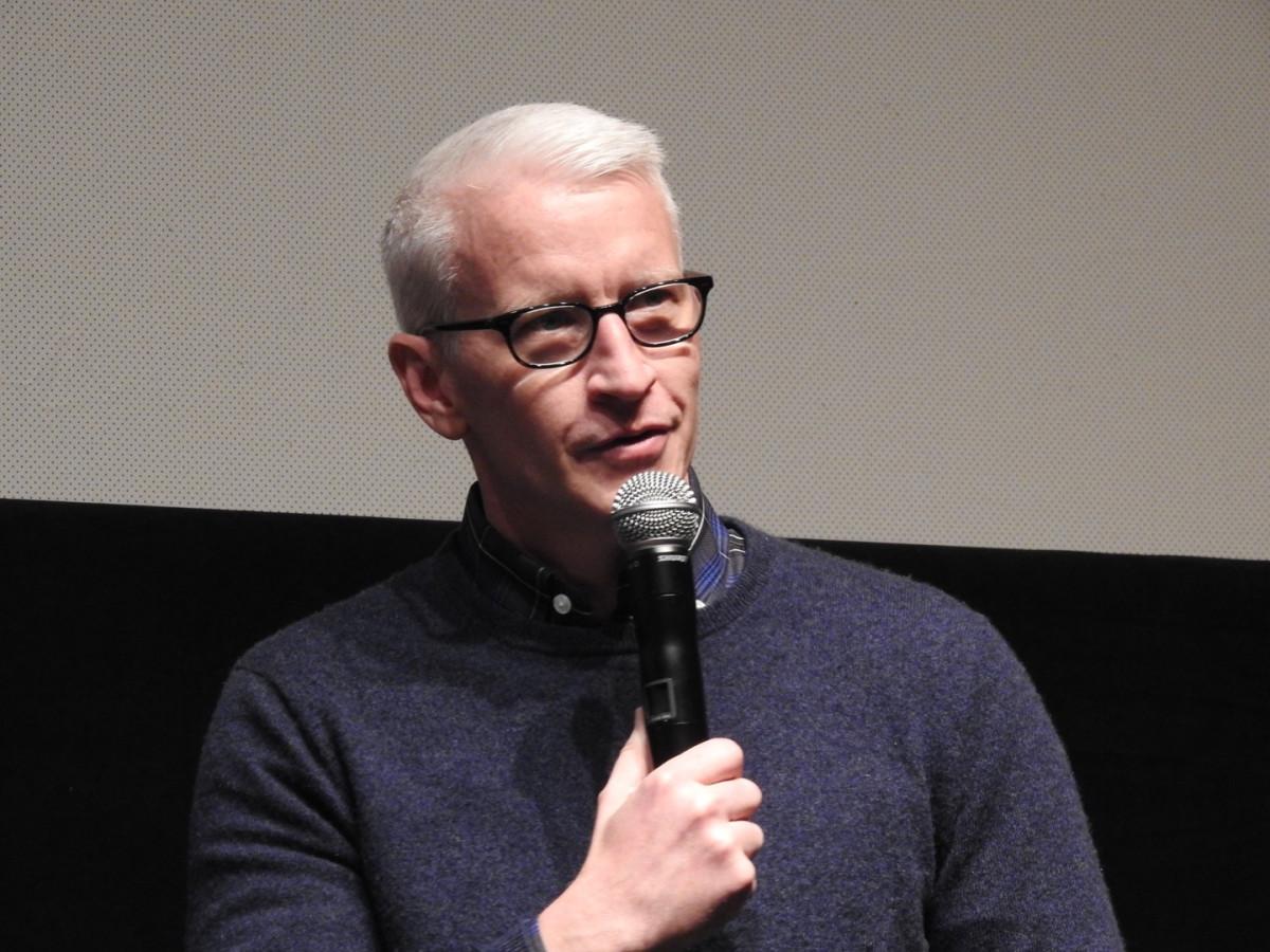 Anderson Cooper Sundance Film Festival