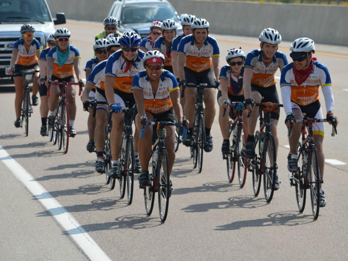 Texas 4000 presents Day Zero Kick Off for Texas 4000 Riders