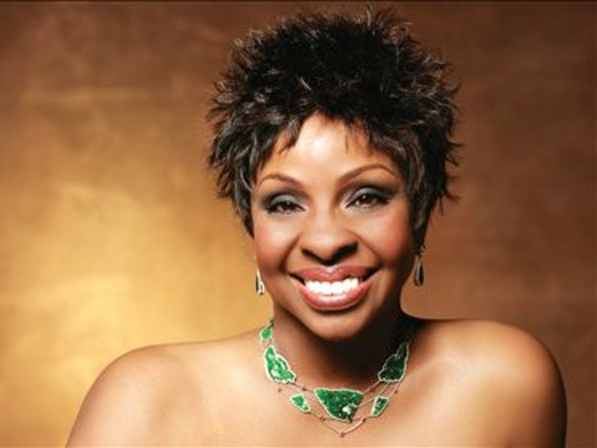 Gladys Knight in concert