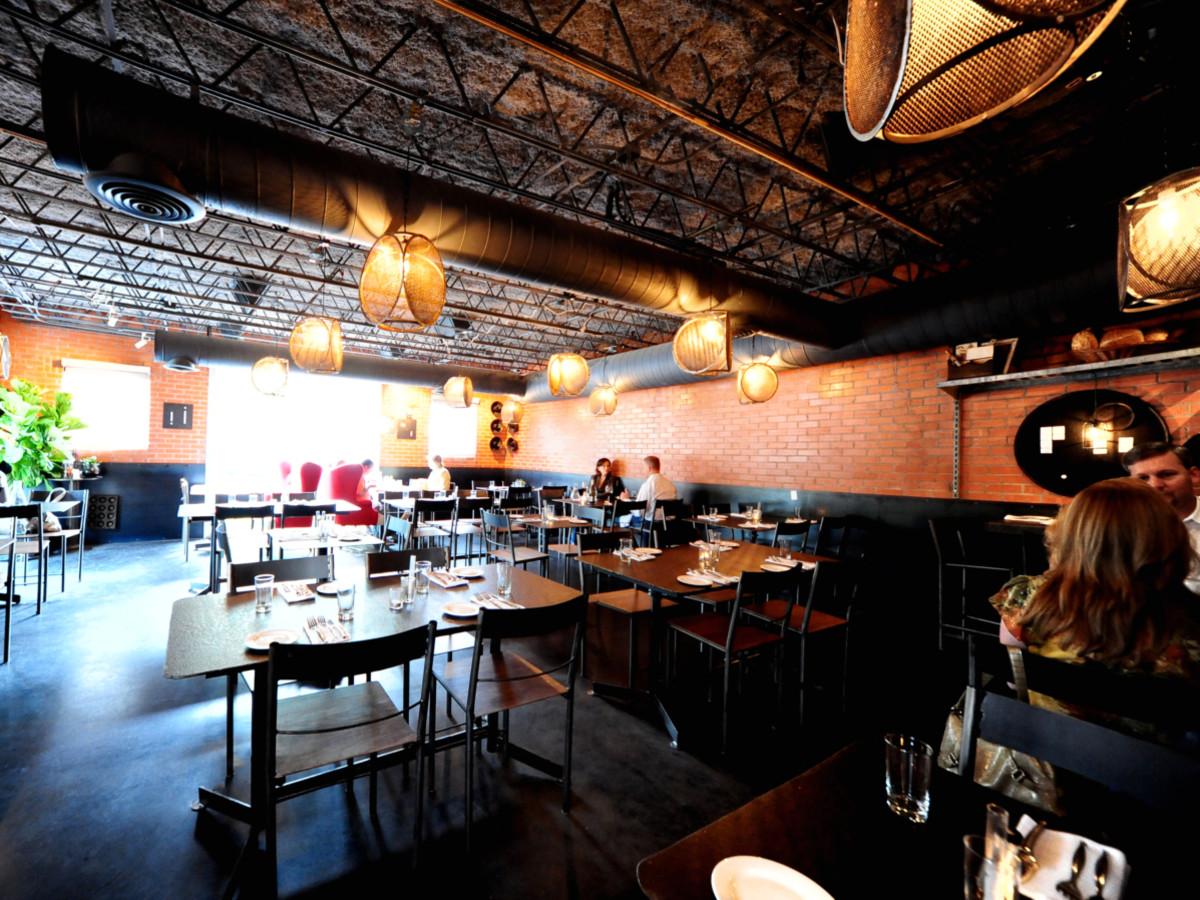 Sparrow Bar + Cookshop