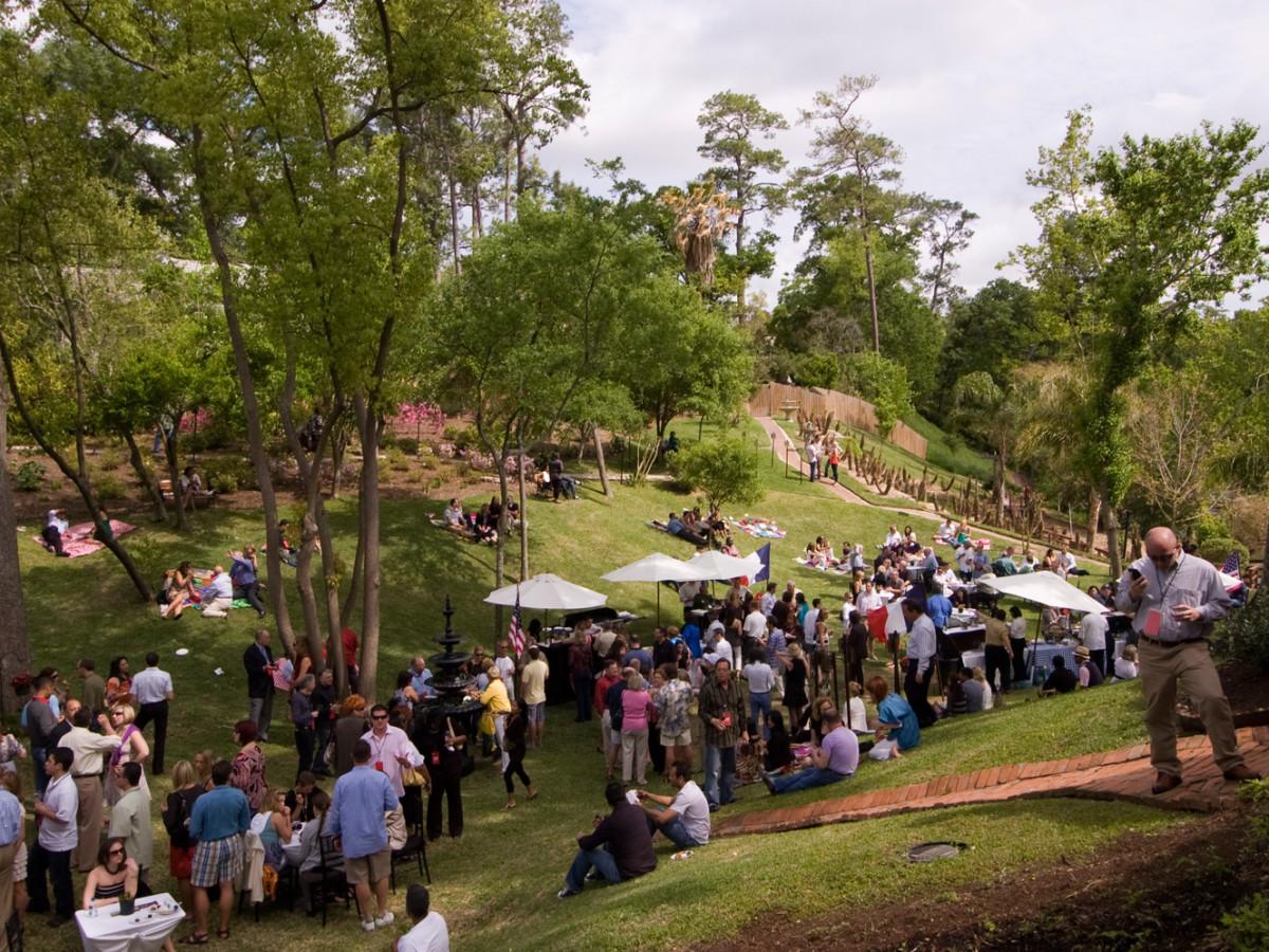 Brenner's on the Bayou's 2013 Wine Fest