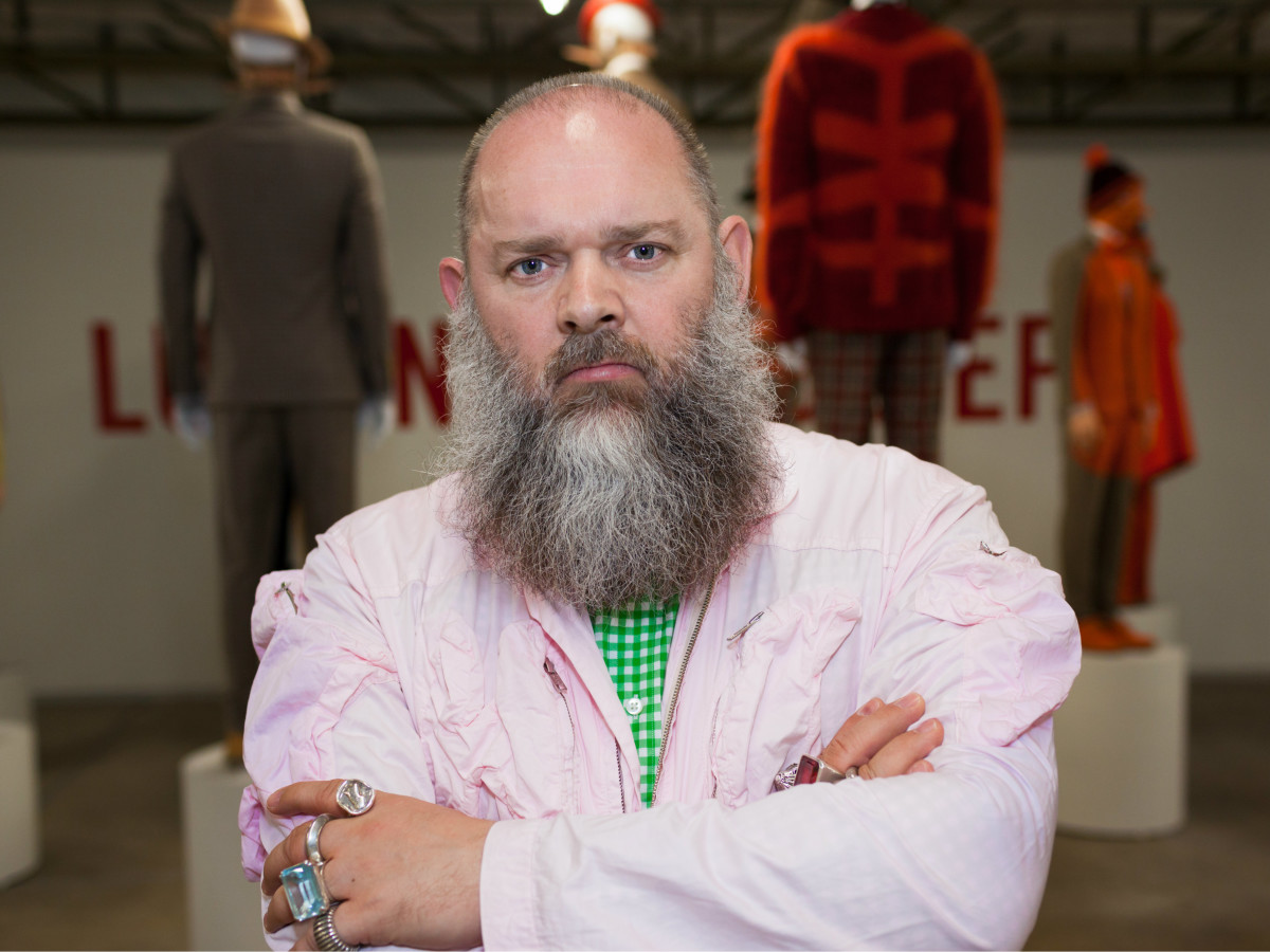 Walter Van Beirendonck at Dallas Contemporary