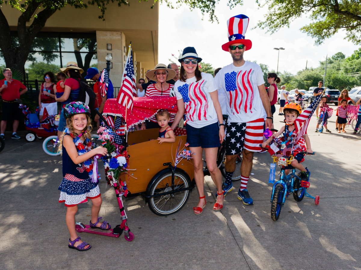 City of Bellaire July 4th Parade and Festival