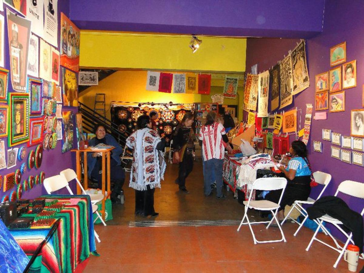 Esperanza Peace & Justice Center presents International Peace Market