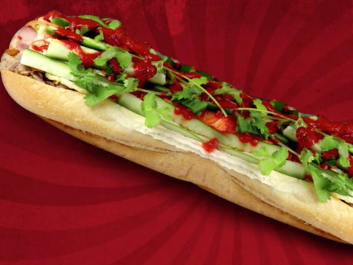 Third annual Zombie Sandwich Challenge