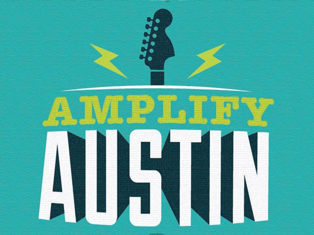 Amplify Austin 2014 logo