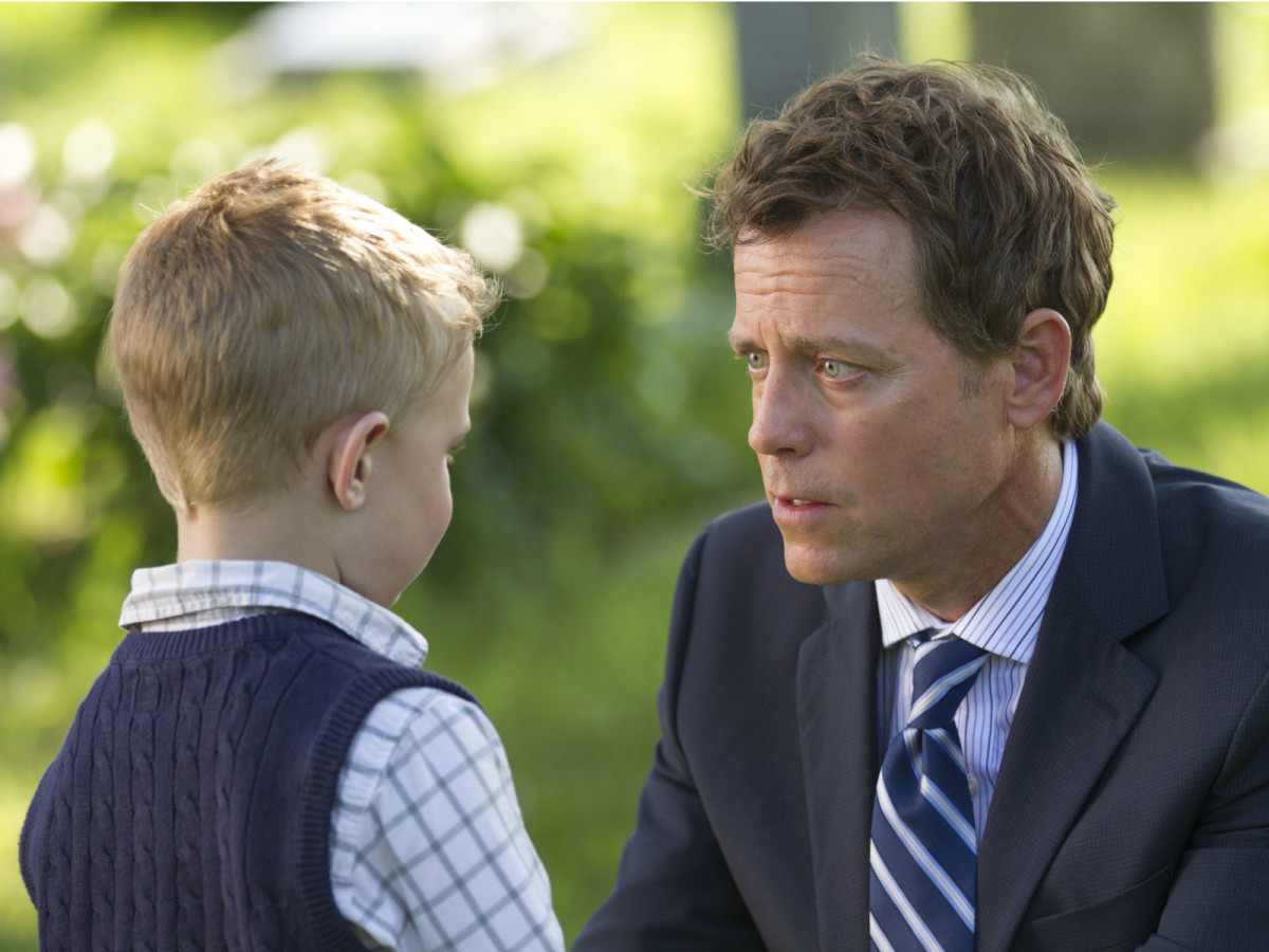 Greg Kinnear in Heaven is for Real