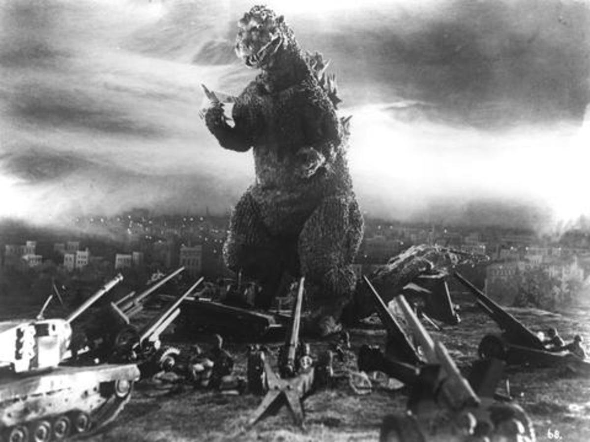 Revivals film screening: Godzilla: The Japanese Original