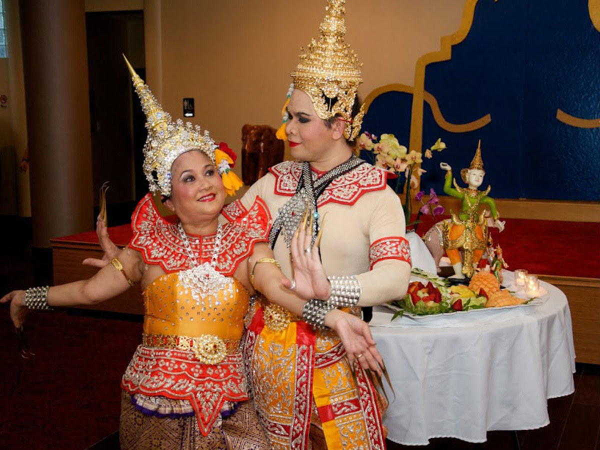 Thai Culture & Food Festival in Dallas