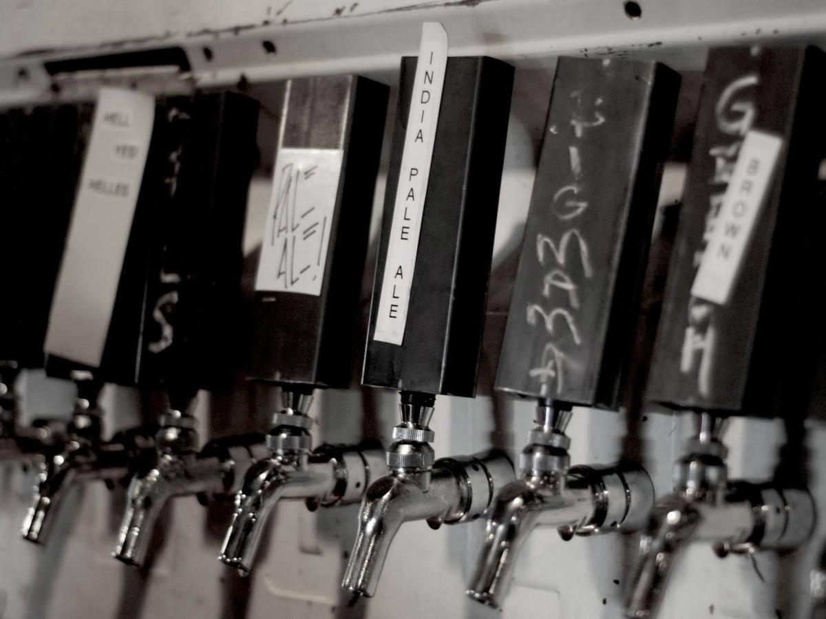 Austin Beer Garden Brewing Co.