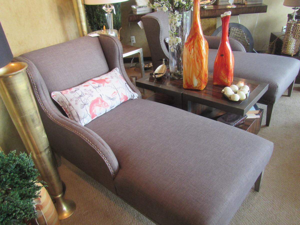 News, Shelby, Houston Design Center, Cosette chaise August 2014