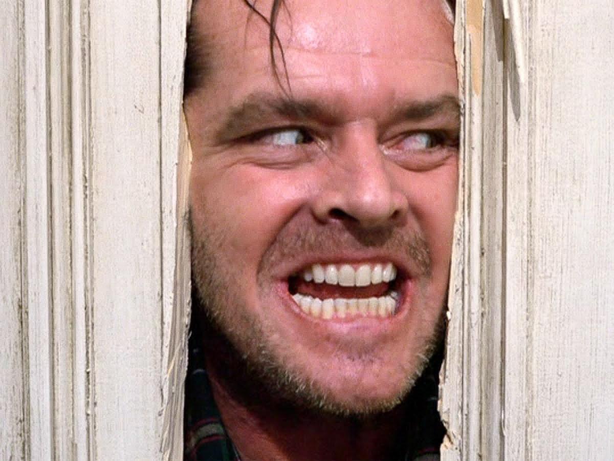 The Shining, Jack Nicholson