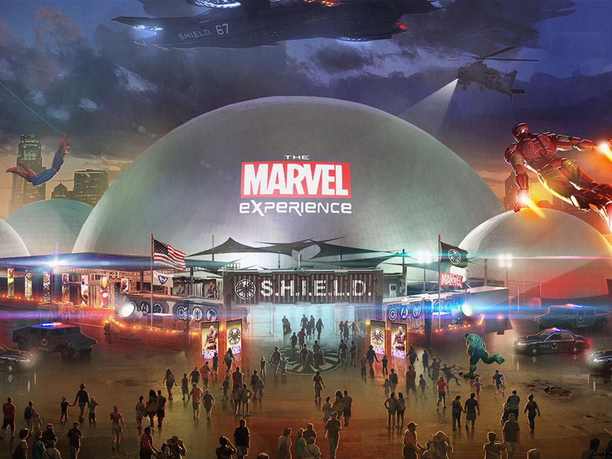 Marvel Experience