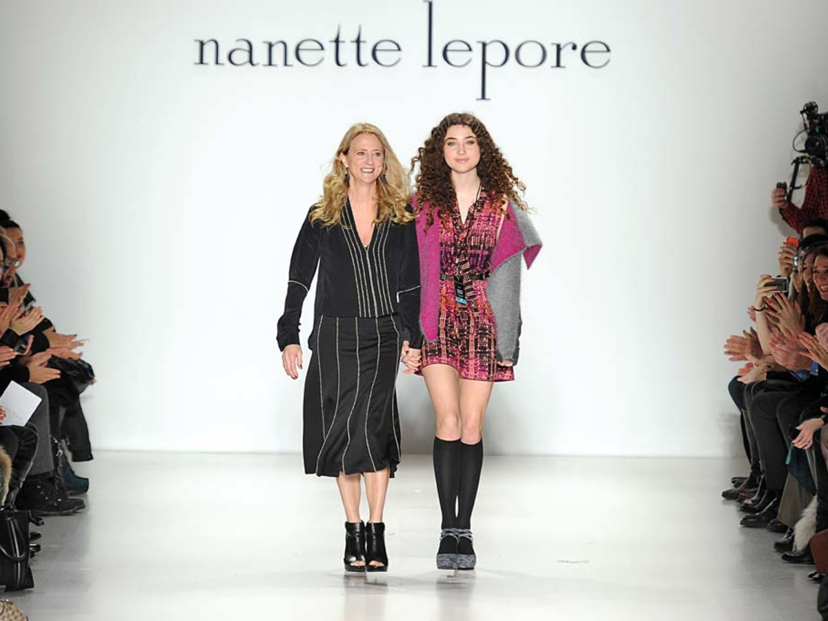 Nanette Lepore fall 2014 collection