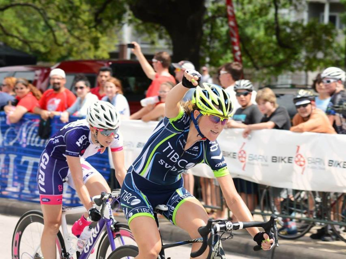 Houston Grand Crit & Taco Fun Run