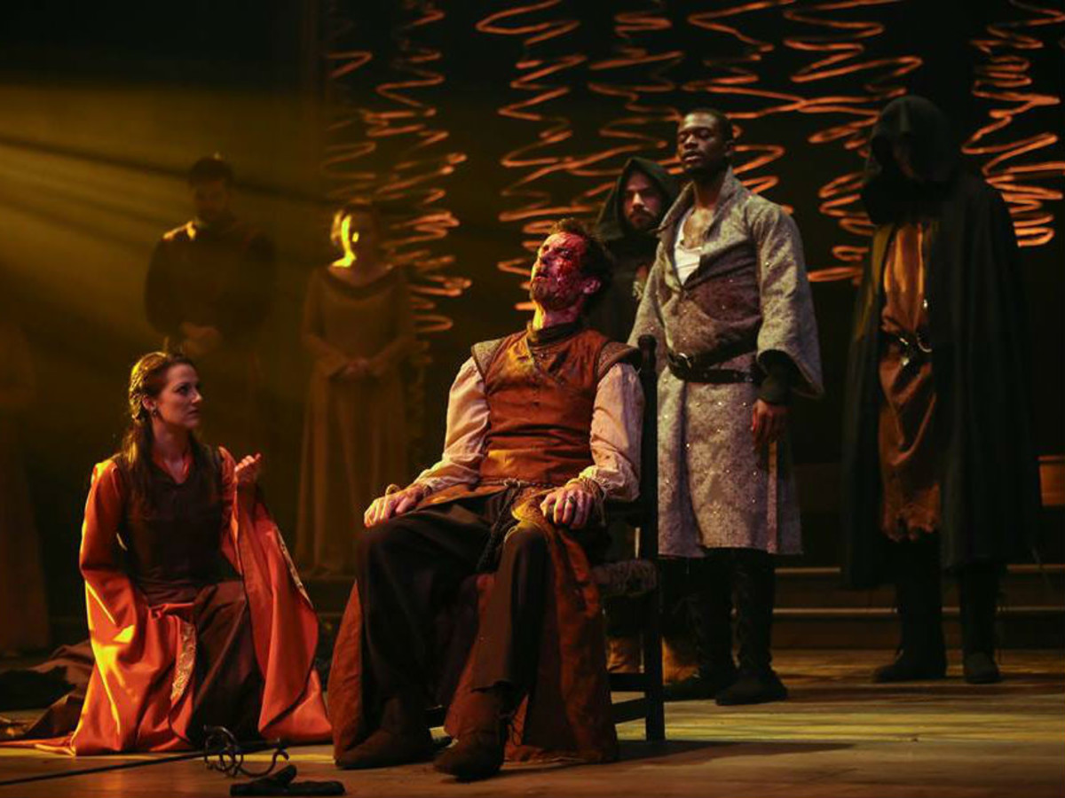 Trinity Shakespeare Festival presents King Lear